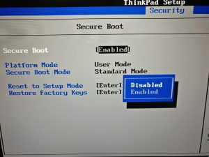 UEFI SecureBoot 2