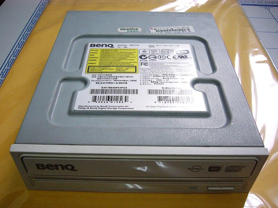 BenQ DW1640 DVD-Brenner